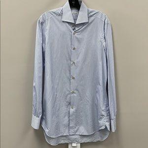 KITON MENS DRESS SHIRT